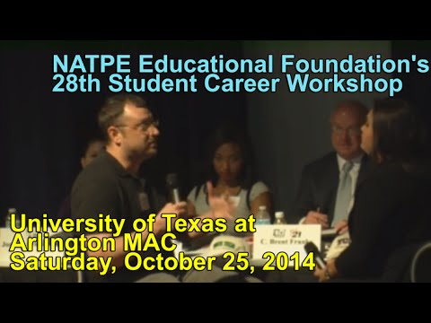 NATPE Educational Foundation's 28th Student Career Workshop