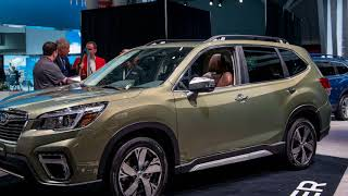 HOT NEWS; 2019 Subaru Forester Preview Firstlook