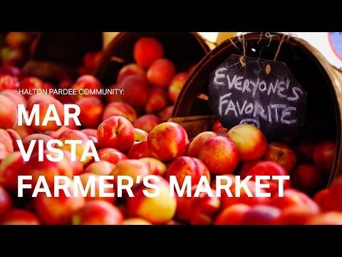 Halton Pardee Community: Mar Vista Farmer's Market