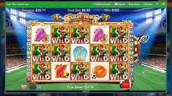 Football.Foxin' Wins Football Fever!Jackpots William Hill Bonuses game slot Free Spins