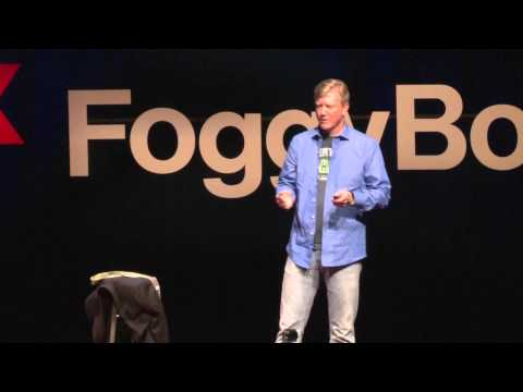 What is required for true innovation?: Bruce Berton at TEDxFoggyBottom