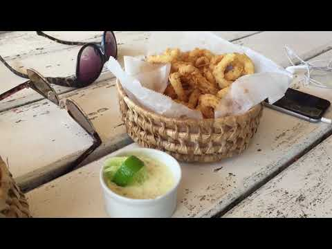 The Tiki Bar at Rockley Beach Barbados A Review by Henry Tenby