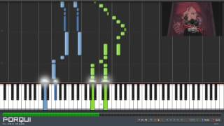 Overlord Opening - Clattanoia (Piano Synthesia) thumbnail