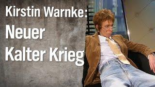 Prof. Dr. Ute Rehbein: Neuer Kalter Krieg?