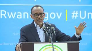President Kagame speaks at the opening of the 14th Umwiherero/National Leadership Retreat |