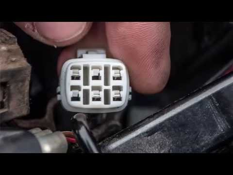 2002 Sv650 Wiring Diagram Schneider Lighting Contactor Putting Your Vstrom Into Dealer Mode Youtube