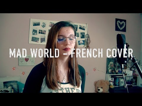 MAD WORLD - GARY JULES // FRENCH COVER