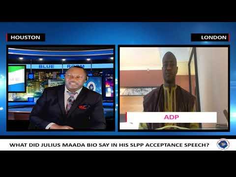 MOHAMED KAMARAINBA MANSARAY DECLARES HIS ASSET