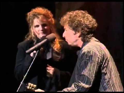 Bob Dylan Tomorrow Night with Tricia Yearwood LA 23.3.1994