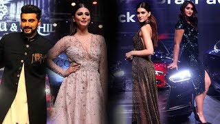 The Red Carpet Of Luxury & Fashion As Hello! & Audi | Bollywood Events