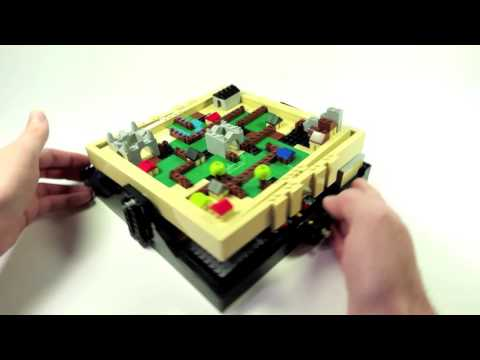 Retired LEGO 21305 Maze New In Box 2016 Ideas