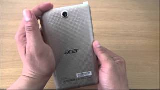 Unboxing Acer Iconia Talk 7 [TH]
