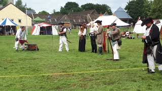 Brotherhood of the Black Pirate festival - Firepower 2