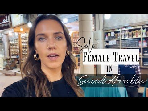 Solo Female Travel In Saudi Arabia | Riyadh