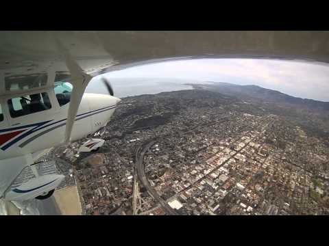 LGB Santa Barbara Flight