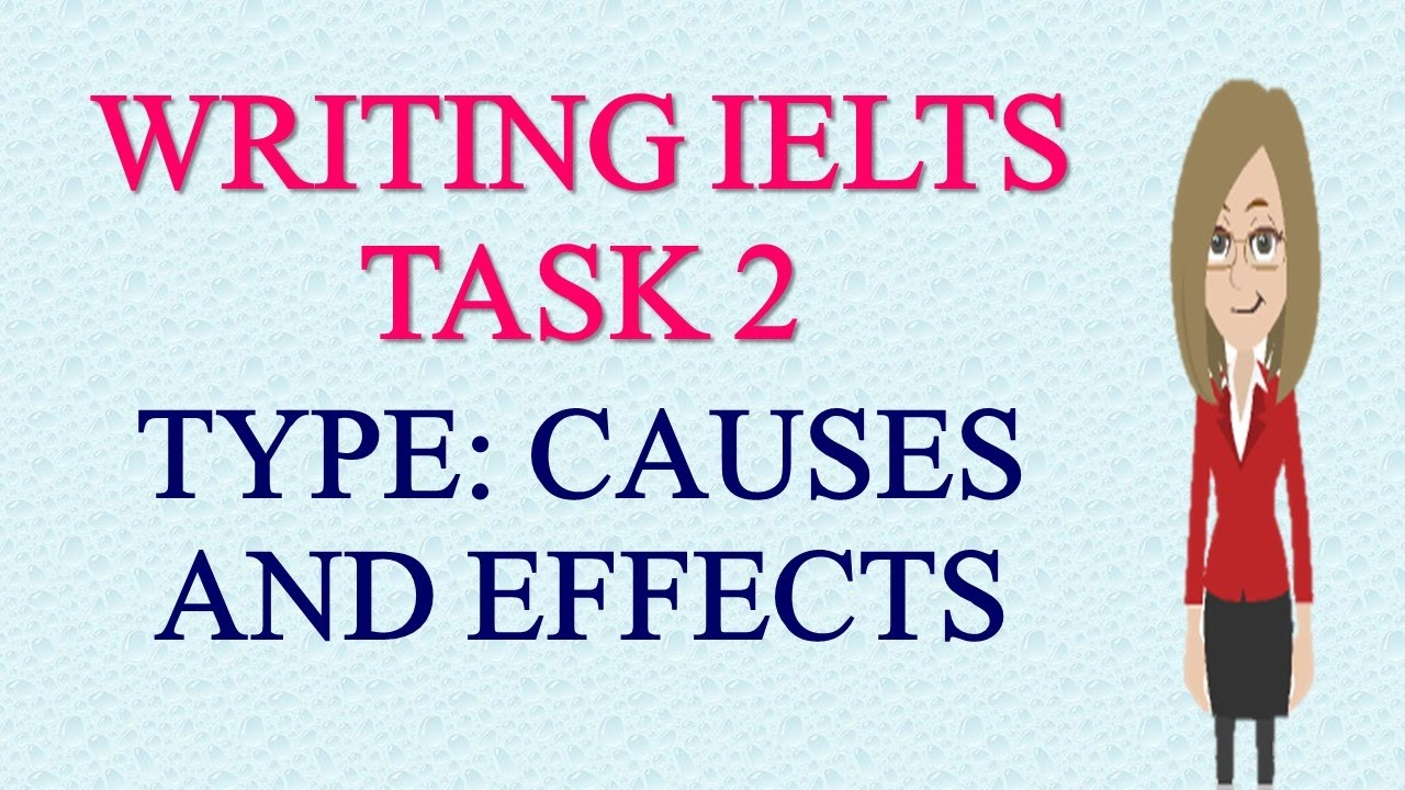cause and effect essay ielts
