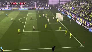 Video FIFA 15 Villarreal vs Sevilla II 1/2 download MP3, 3GP, MP4, WEBM, AVI, FLV Juli 2018