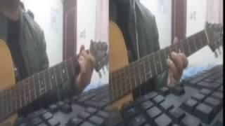 你啊你啊 魏如萱waa wei 吉他SOLO COVER