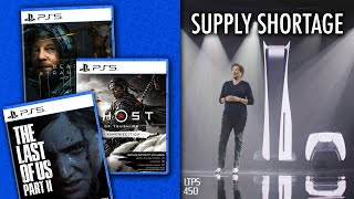 Rumor: PS4 Exclusives Getting PS5 Upgrades. PS5 Supply Struggle Will Continue. - [LTPS #450]