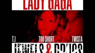 Lady Gaga - Jewels N Drugs (Clean Version)