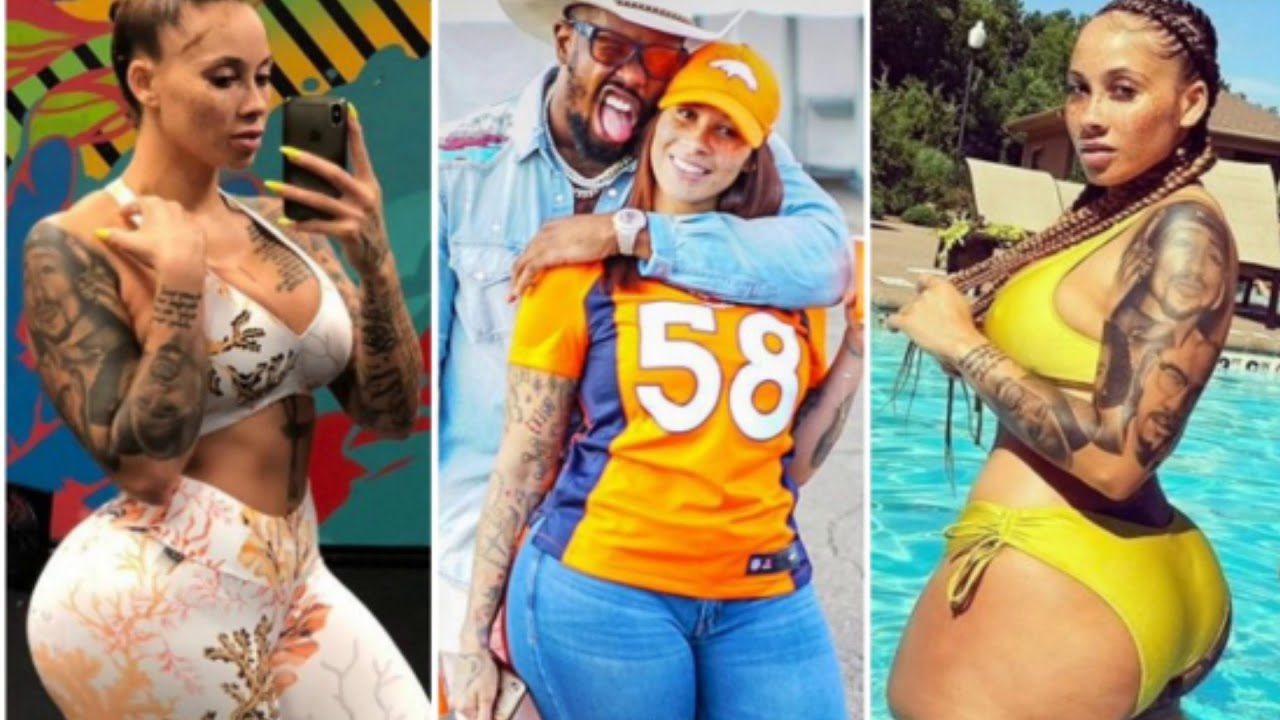Megan Denise exposes ex-fianc Von Miller on Instagram  alleged ...