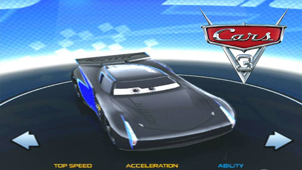 Disney Cars Lightning Mcqueen League Level 4 Jackson Storm Unlocked Games For Kids Youtube