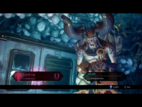 Darksiders 3 (part 3) sloth - YouTube