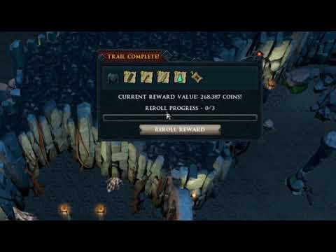 Runescape 3 - Loot from 50 elite clue scrolls [2017]