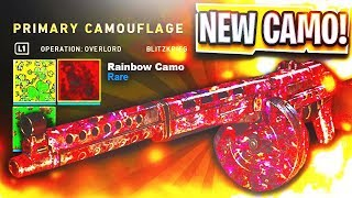 1 secret camo you didnt know about in cod ww2...
