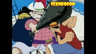 Luffy Menyelamatkan Coby dan Mengalahkan Alvida - One Piece Episode 001 Sub Indo