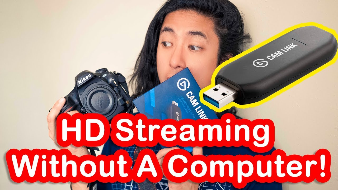 HD Streaming Without A Computer! - 4K MOBILE CAT STREAM