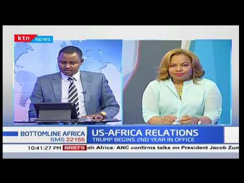 Bottomline Africa: US-Africa relations