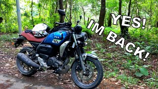 YAMAHA FZ X |Weekend Ride |Aizawl-Rawpuichhip |Part-1/3