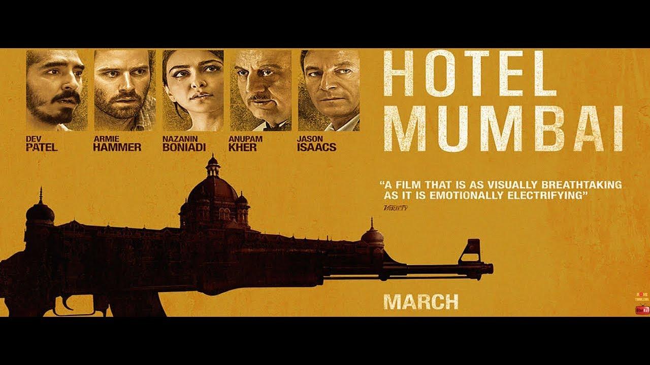 Отель Мумбаи: Противостояние / Hotel Mumbai — Русский трейлер (2019)