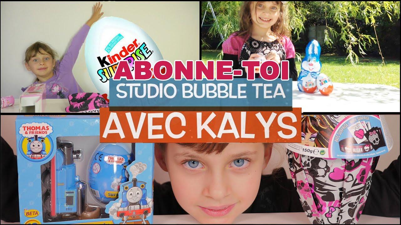 Abonne Toi Cha 238 Ne Familiale Oeufs Kinder Surprise