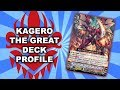 Kagero The Great - Standard Deck Profile