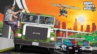 GTA 5 - Грабим Инкассаторов! (Карманные Деньги)(Очередной способ заработка в Grand Theft Auto 5. Эффектный, но не эффективный к сожалению. http://www.youtube.com/subscription_center?add_..., 2013-09-27T11:34:30.000Z)