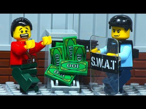 Lego SWAT Robbery Fail