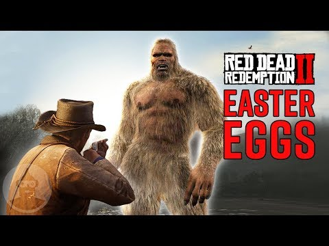 15 Red Dead Redemption 2 Easter Eggs YOU Should Know!  | The Leaderboard thumbnail