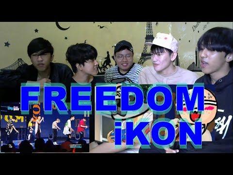 IKON – '바람(FREEDOM)' LIVE REACTION!