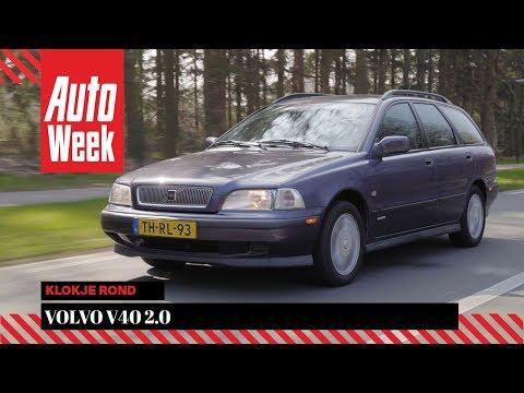 Volvo V40 2.0 - 1998 - 430.000 km - Klokje rond