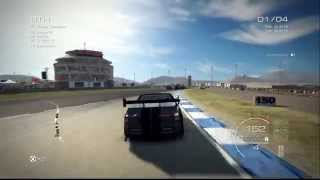 "GRID Autosport [ Race gameplay, ""up and down"" ] PS3 multiplayer HD"