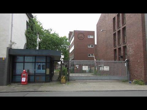 Düsseldorf Verlassene Orte (Lost Places Urbex) Paguag Schlauchfabrik 08.07.2016