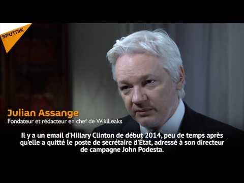 Interview avec Julian Assange