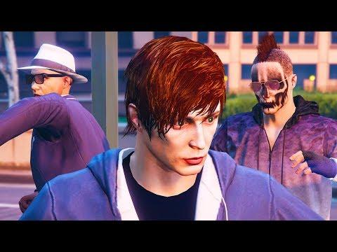 Ein GTA Online Hacker modifiziert unsere BEINE!