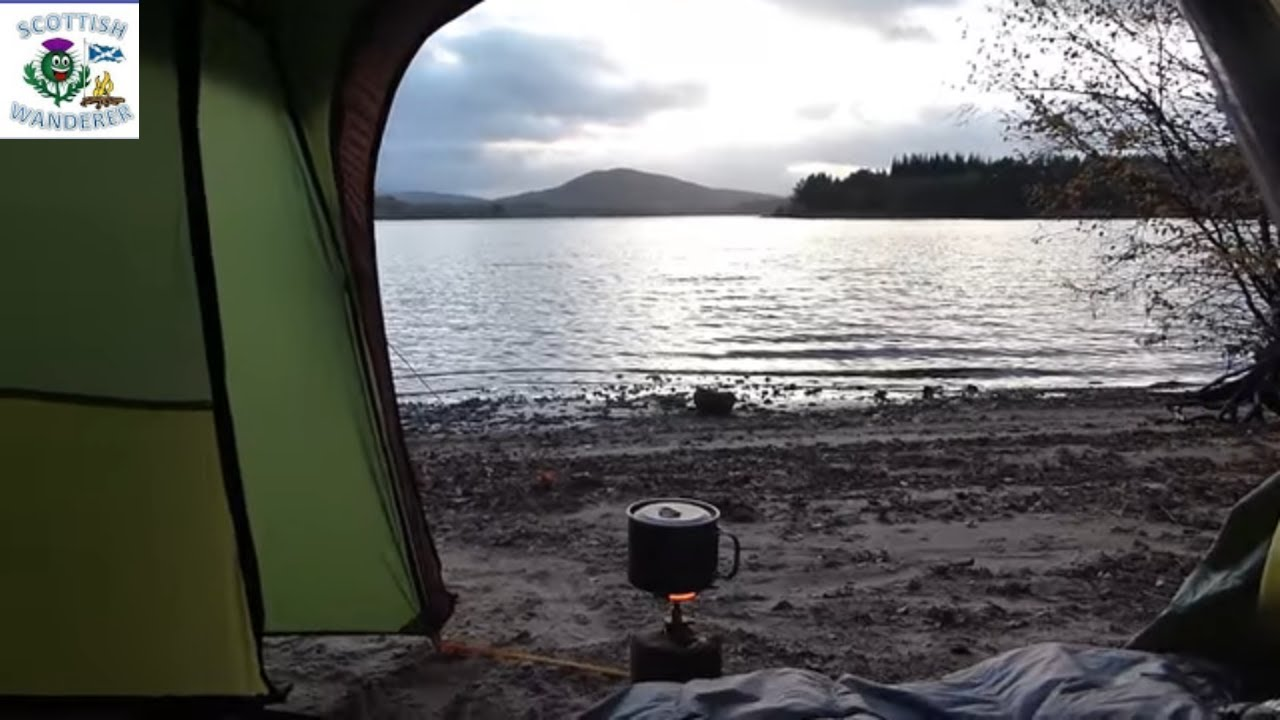 Wild Camping Scotland   Scottish Highlands   Wild Camping ...
