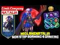 Midlane Natalia, Non Stop Roaming & Ganking [ Limit.Company Natalia ] Mobile Legend