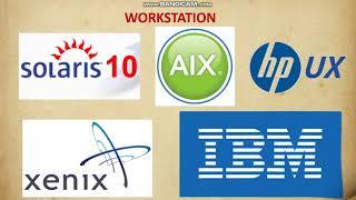Giới thiệu về hệ điều hành UNIX