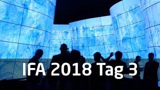 IFA 2018: Alle TV Neuheiten im Überblick: LG, Hisense, TCL, Loewe, Panasonic u.v.m.