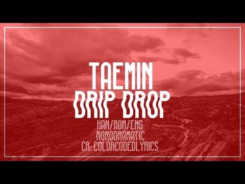 Taemin (태민) - Drip Drop (Han|Rom|Eng)